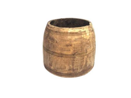 Payali houten pot