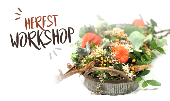 Herfstworkshop | Opa Jos & Glorious Home
