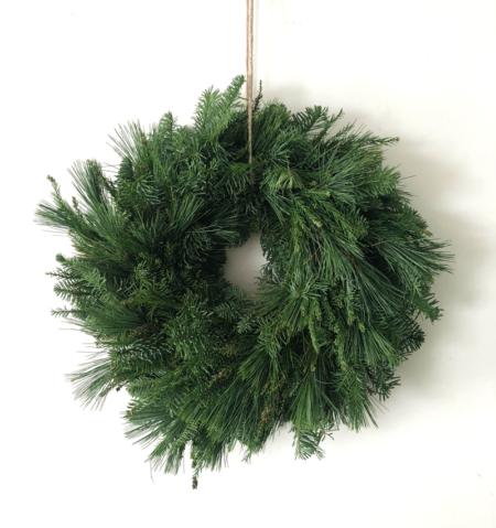 Kerstkrans neutraal