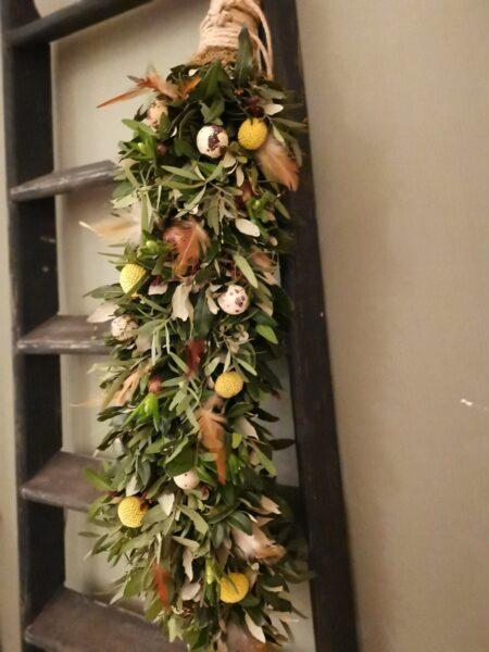 Paas festoen - Paasdecoratie