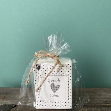 'Jij bent de liefste' - Soap in a Box
