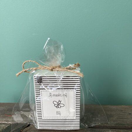 'Jij maakt mij blij' - Soap in a Box